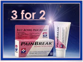 PainBreak 2 for 1 Special