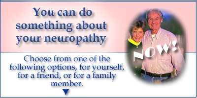 You Can Do Something About Your Neuropathy